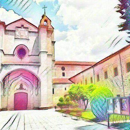 Monasterio Santo Tomas