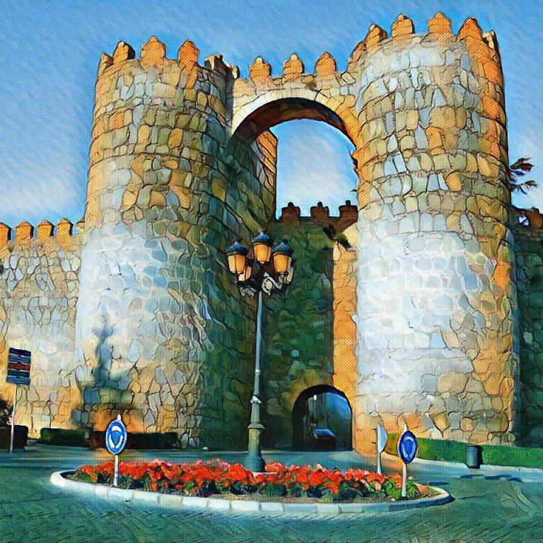 Puerta de San Vicente (2)