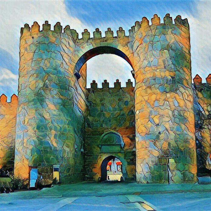 Puerta del Alcazar (2)