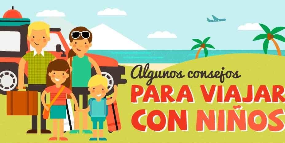 Consejos para viajar con niños Explora Avila