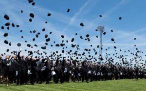 Grado de escuela de policias de Avila